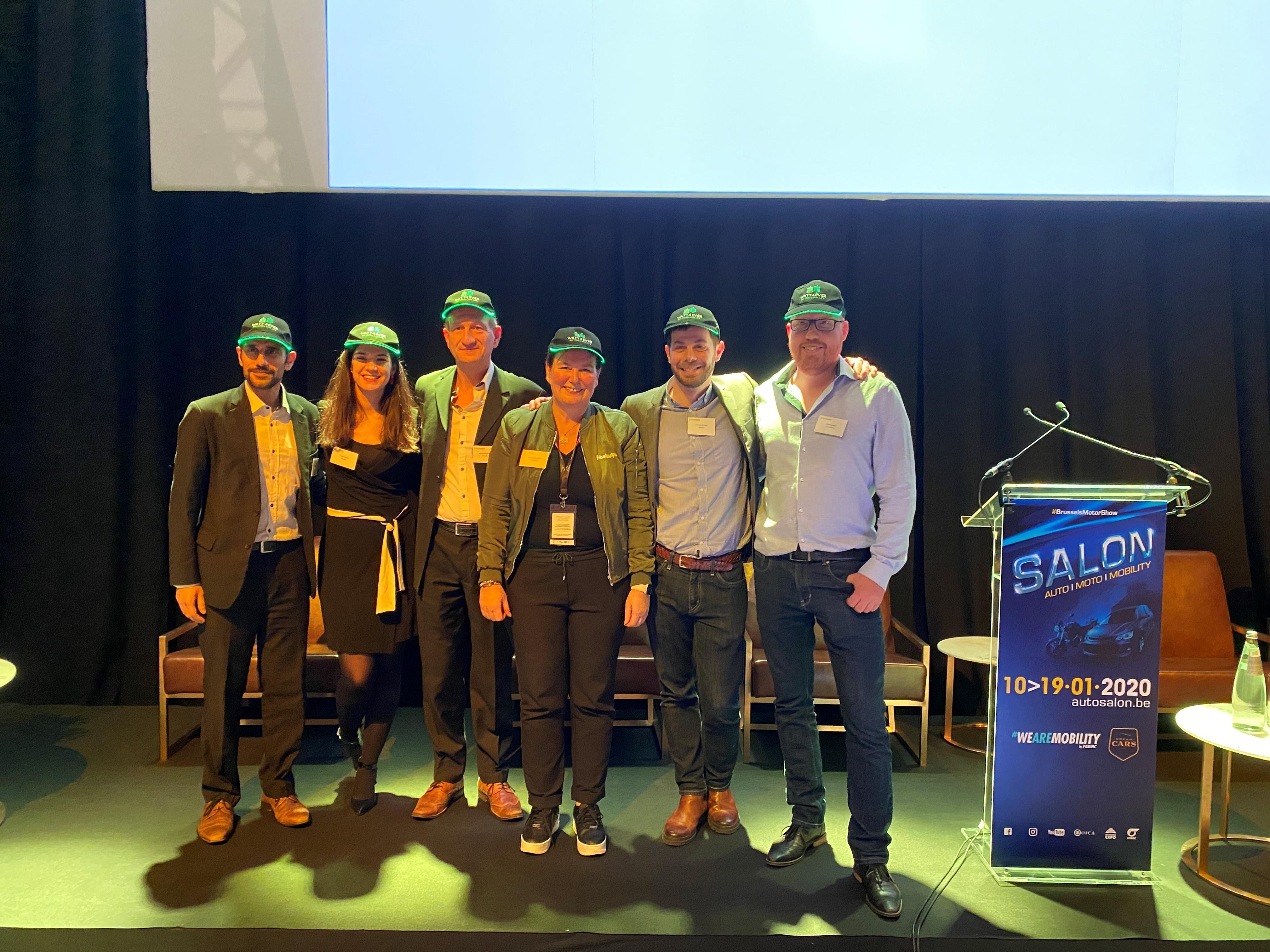 Watt4Ever : un nouveau consortium pour les batteries industrielles usagées