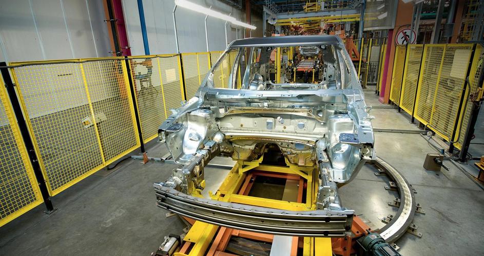 Ford joue la carte du recyclage et de la refabrication