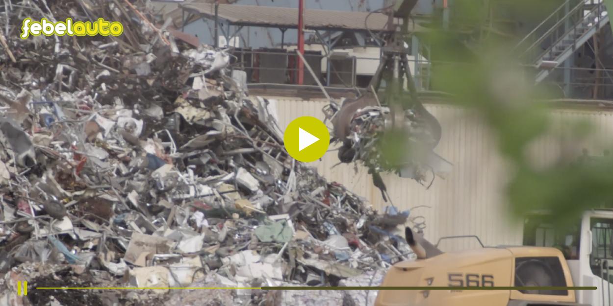 [Video] Ouverture du premier centre de recyclage des batteries de véhicules HE