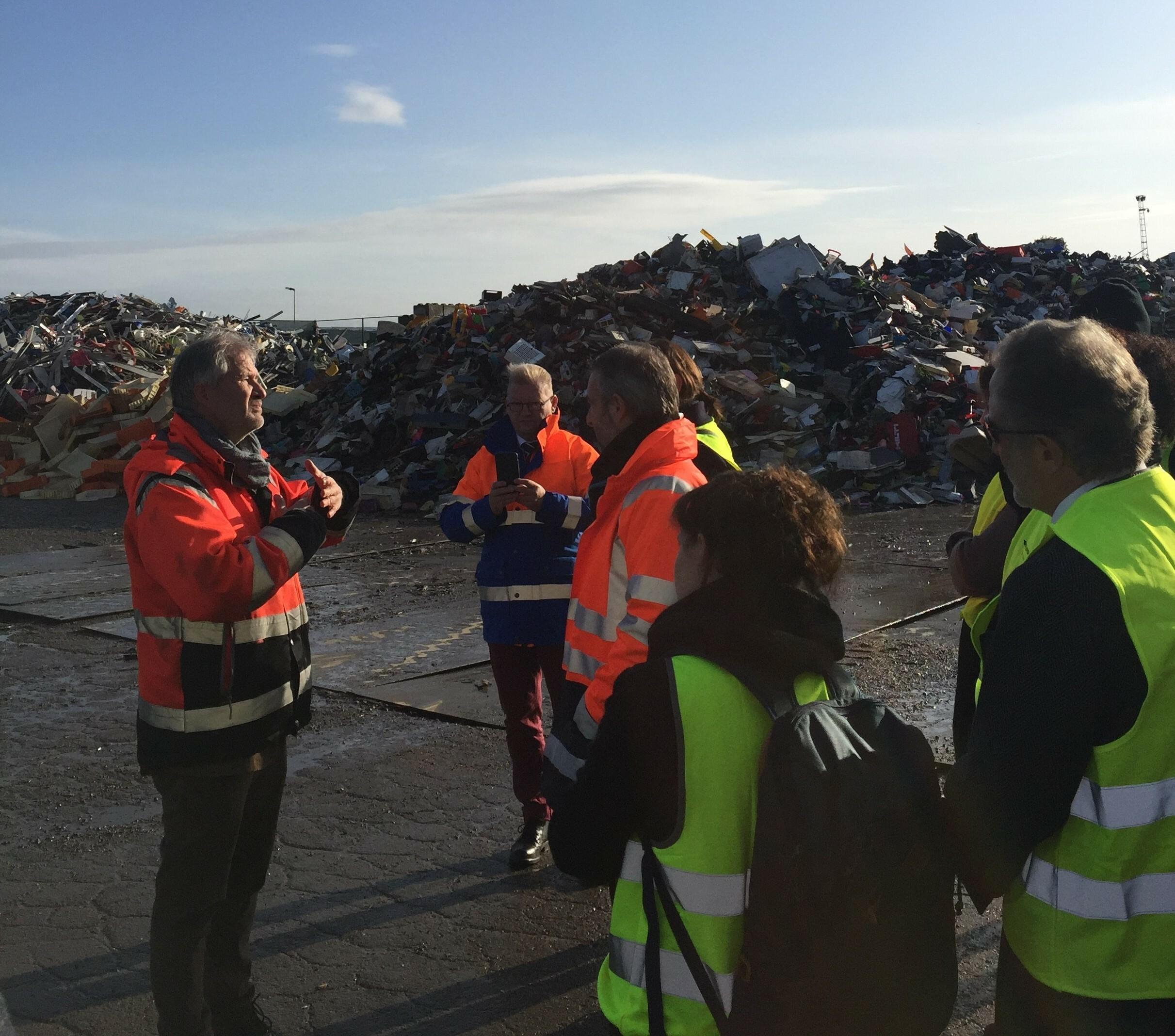 Recyclage des composants plastiques automobiles : trois pionniers en Belgique